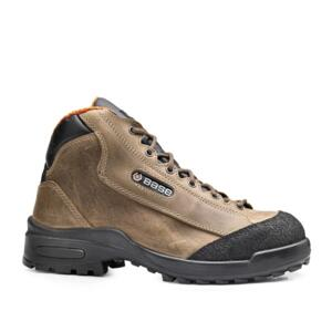 SCARPA GELDOF ALTA MARRONE - B186 BASE PROTECTION