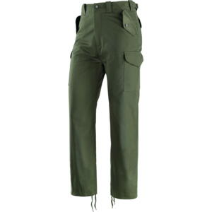 PANTALONE MULTITASCHE ARMY INVERNALE VERDE - 437052