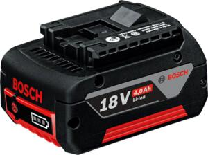 BATTERIA 18V LITIO 4AH LI-ION - 1.600.Z00.038 BOSCH