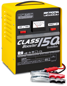 CARICABATTERIE CLASS BOOSTER 150A - 340600 DECA