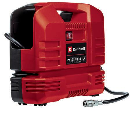 COMPRESSORE PORTATILE TC-AC 190 OF SET - 4020660 EINHELL